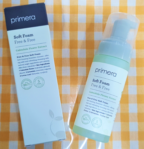 Primera Free & Free Soft Foam Feminine Cleanser - 150 ml