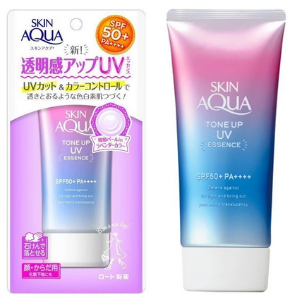 Skin Aqua Tone Up UV Essence SPF50+ PA++++ 80g