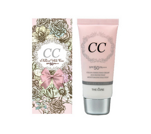 The Cure CC Cream Natural Skin Tone (SPF 50PA+++)