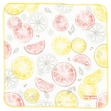 COCOWALK Towel Handkerchief Cut Fruit