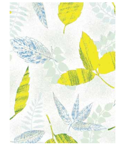 Japanese Wrapping Paper – Leaf