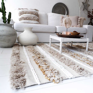 Shag Rug with Glitter - Seeyacollection