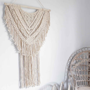 Large Macrame Wall Hanging Maya - Seeyacollection