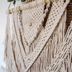 Large Macrame Wall Hanging - Seeyacollection