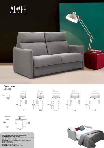 Aimee 2 seater from £1039 + vat