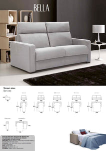 Bella 2 Seater S/bed from £1039
