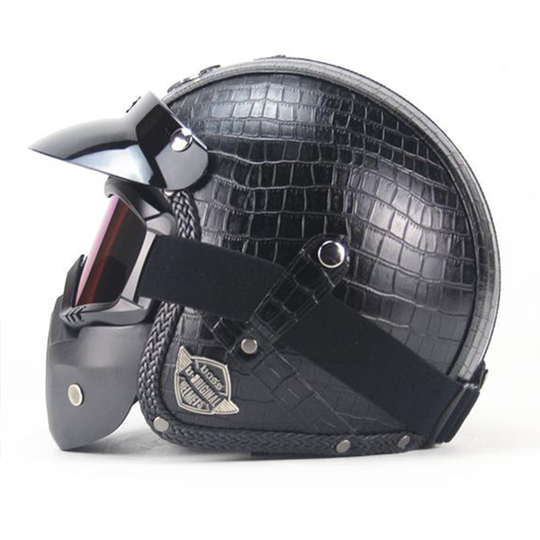 Scorpion Helmet - Plaid Black