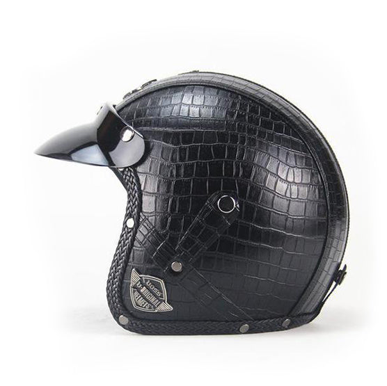 XC Scorpion Helmet Plaid Black