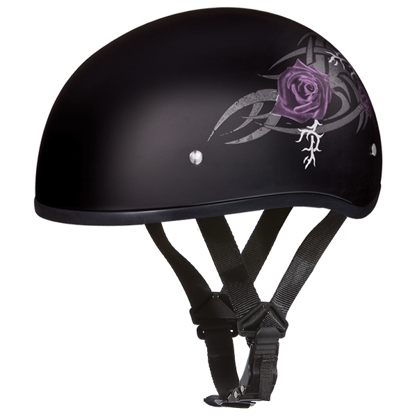 Skull Cap - Colored Rose