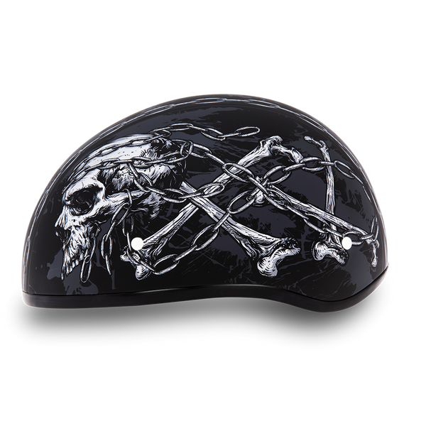 Skull Cap - Skull Chains