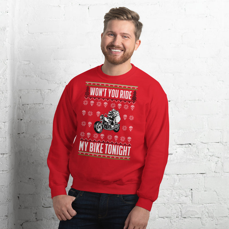 Ride My Bike - Christmas Sweater