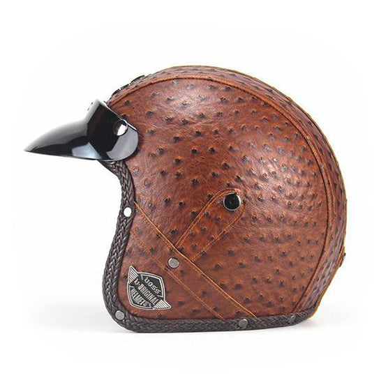 XC Scorpion Helmet - Personality Brown