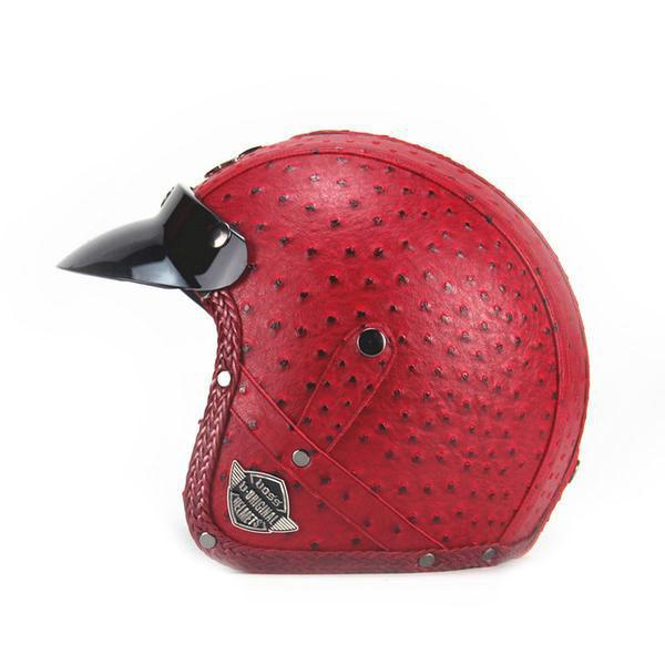 XC Scorpion Helmet Personality Red