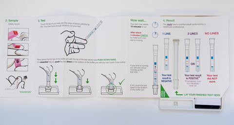 HIV Self Testing Kit HST