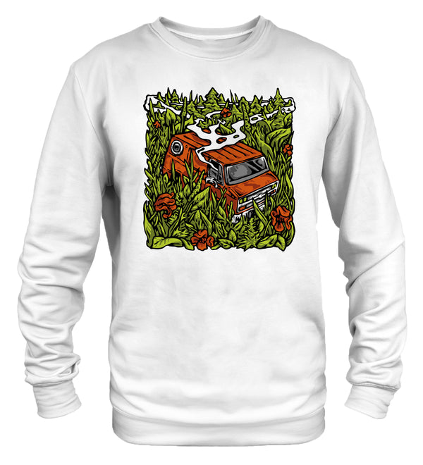 Stoner bus sweatshirt