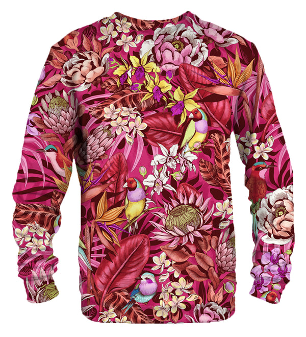 Trippy sweatshirt