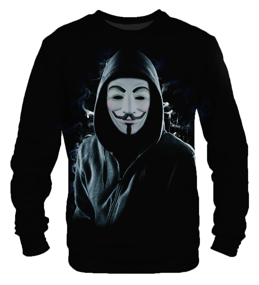 Anonymous sweatshirt