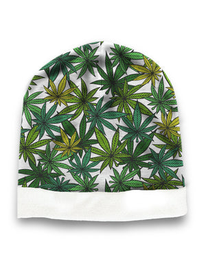 weed much hat