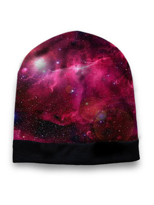 Red space hat