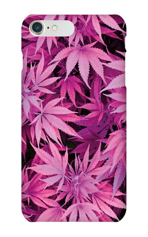 Pink weed case