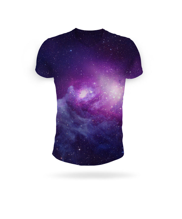 Purple Space shirt