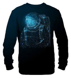 Spaceman sweatshirt