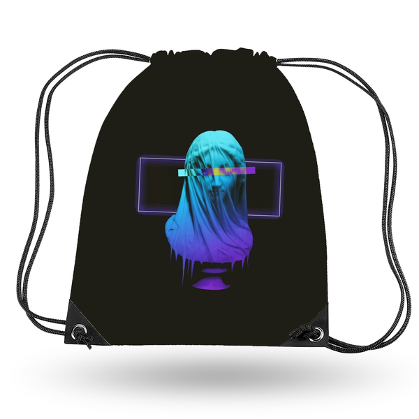 """Neon Lights"" bag"