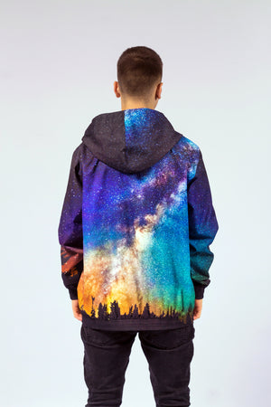 In space windbreaker