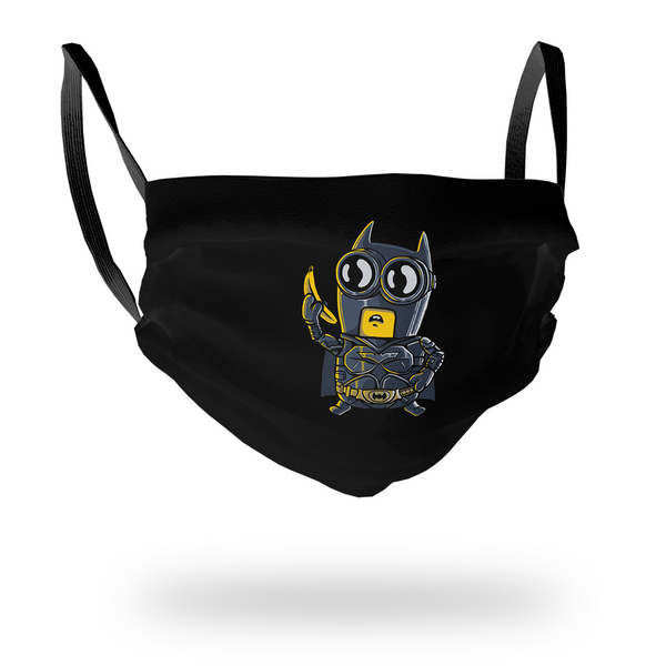 Bat Minion Mask
