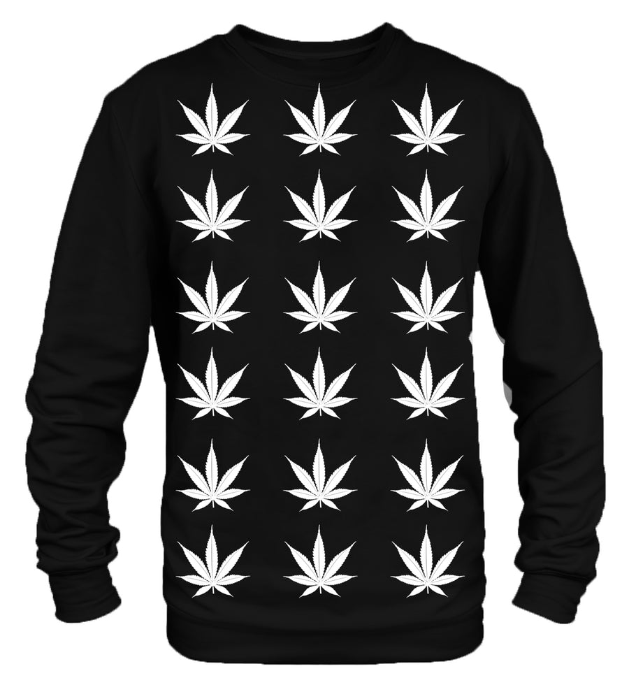 Black party sweatshirt