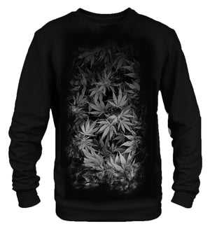 Weed party sweatshirt