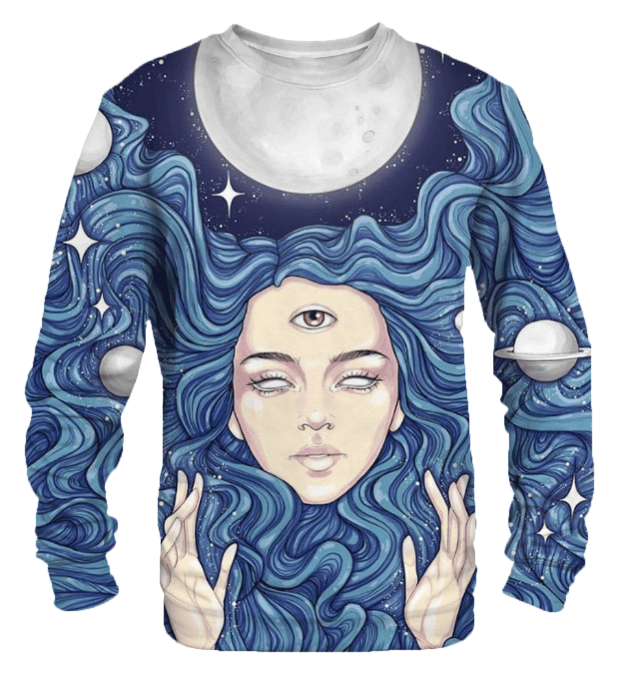 Third eye sweatshirt