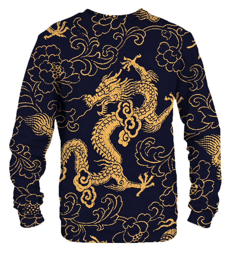 Gold Dragon sweatshirt