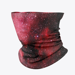 Red space Mask