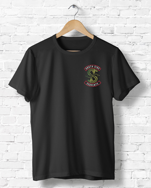 RIVERDALE BLACK T-SHIRT