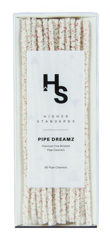 Higher Standards 'Pipe Dreamz' - Bristled Pipe Cleaners