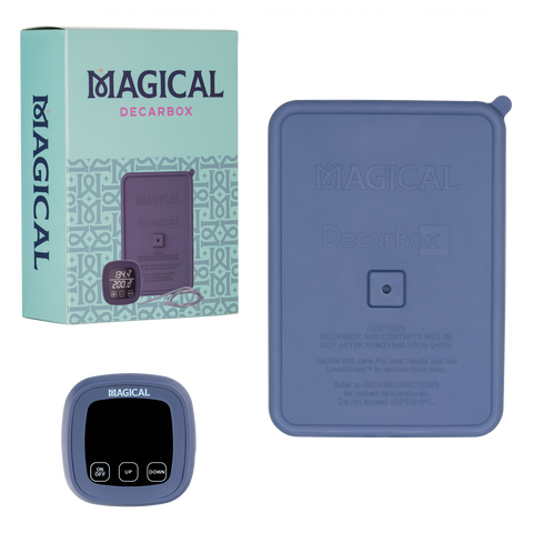 MagicalButter DecarBox & Thermometer