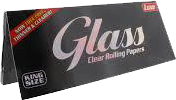 Glass Transparent Kingsize Rolling Papers - 40 leaves - Puff Puff Palace