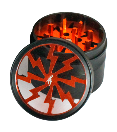 Thorinder 'After Grow' Grinder 62mm - Orange - Puff Puff Palace