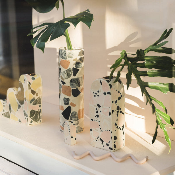 Contemporary ceramics by Melbourne ceramicist Tantri Mustika