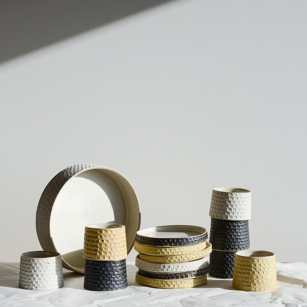 contemporary ceramics handmade by melbourne ceramicist eb ceramics