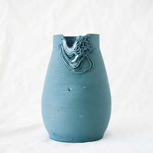 3D Printed Ceramic Vase By Melbourne Design Studio Alterfact