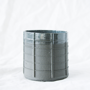 3D Printed Ceramic Beaker By Melbourne Design Studio Alterfact