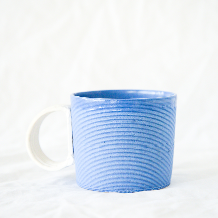 3D Printed Ceramic Mug By Melbourne Design Studio Alterfact