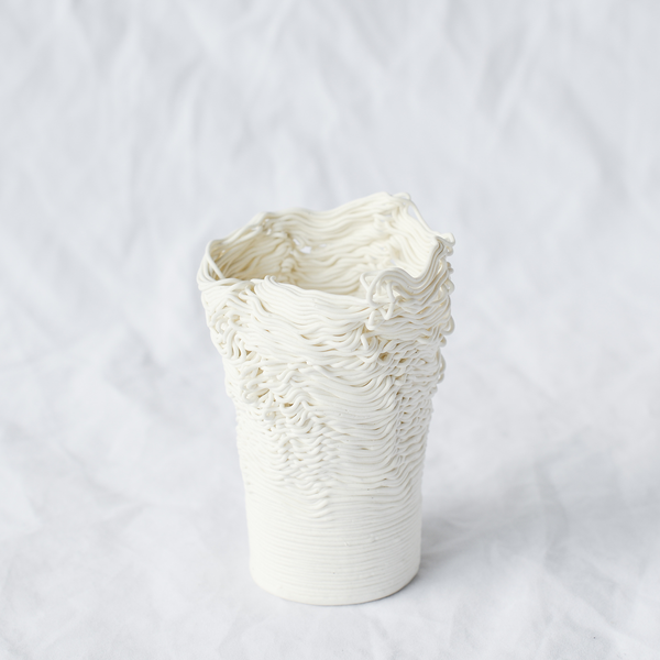 3D Printed Ceramic Sculpture By Melbourne Design Studio Alterfact