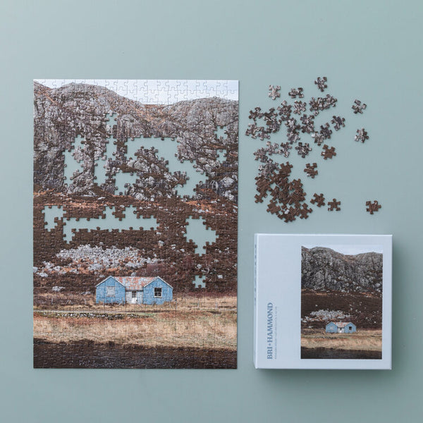 Fine Art Jigsaw Puzzle - HIGHLAND HOUSE