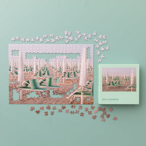 Fine Art Jigsaw Puzzle by Melbourne photographer Bri Hammond