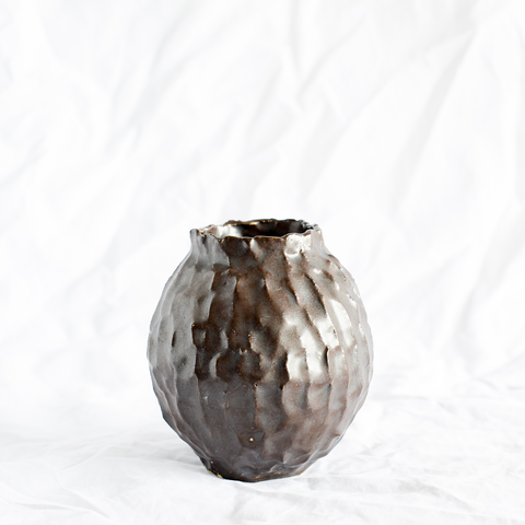 Ceramic Vessel handmade by Adelaide ceramicist Connie Augoustinos