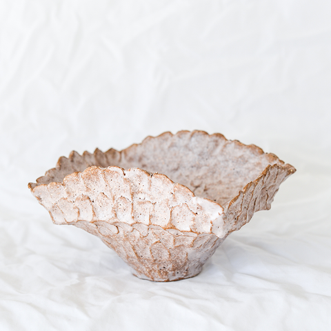 Frilled Vessel - Small