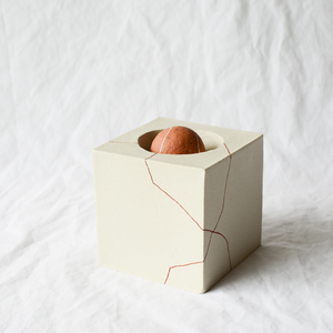 Ceramic Sculpture handmade by Sydney-based ceramicist Debbey Watson